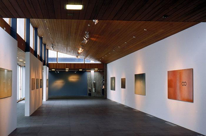 Kjarvalsstaðir, Reykjavík Municipal Art Museum 1995.