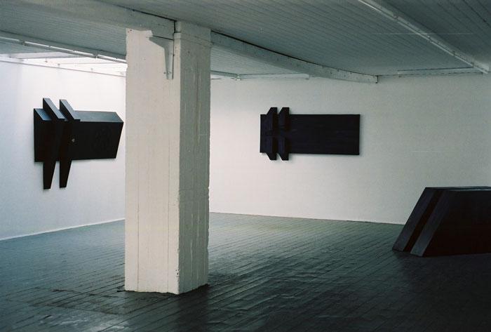 Nýlistasafnið The Living Art Museum 1990.