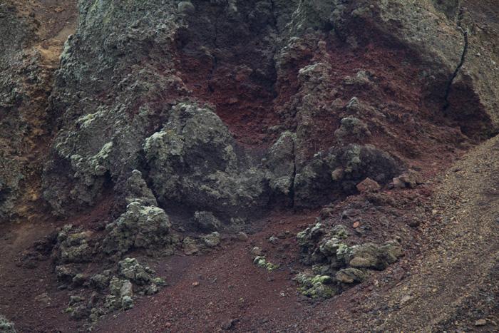 Rauðhólar Photographs 2014.