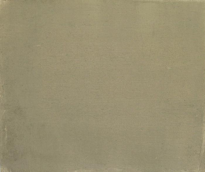 Dauðahafið | Dead Sea 2018 Litaduft úr jarðefnum frá Dauðahafinu Ísrael og akríl á pappír . Mineral pigment made from Dead Sea Israel and Acrylic on paper 29 x 35 cm.